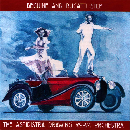 Beguine and Bugatti Step CD cover
