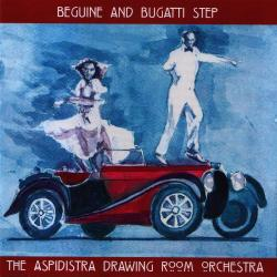 Beguine and Bugatti Step CD sleeve