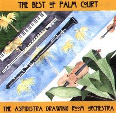 The Best of Palm Court CD sleeve